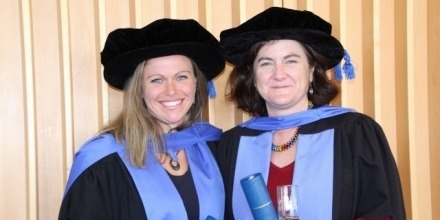 Congratulations to Dr Lisa Fowkes and Dr Simone Georg