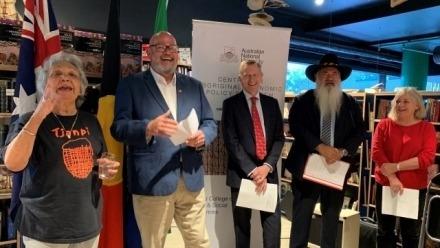 The Macquarie Atlas of Indigenous Australia Launch
