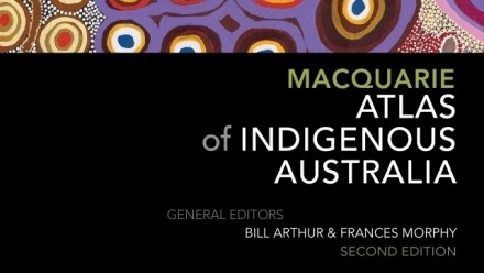Win News interview with Dr Bill Arthur and Prof Tony Dreise on the launch of the Macquarie Atlas of Indigenous Australia - 2nd Edition