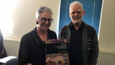 The Macquarie Atlas of Indigenous Australia Seminar